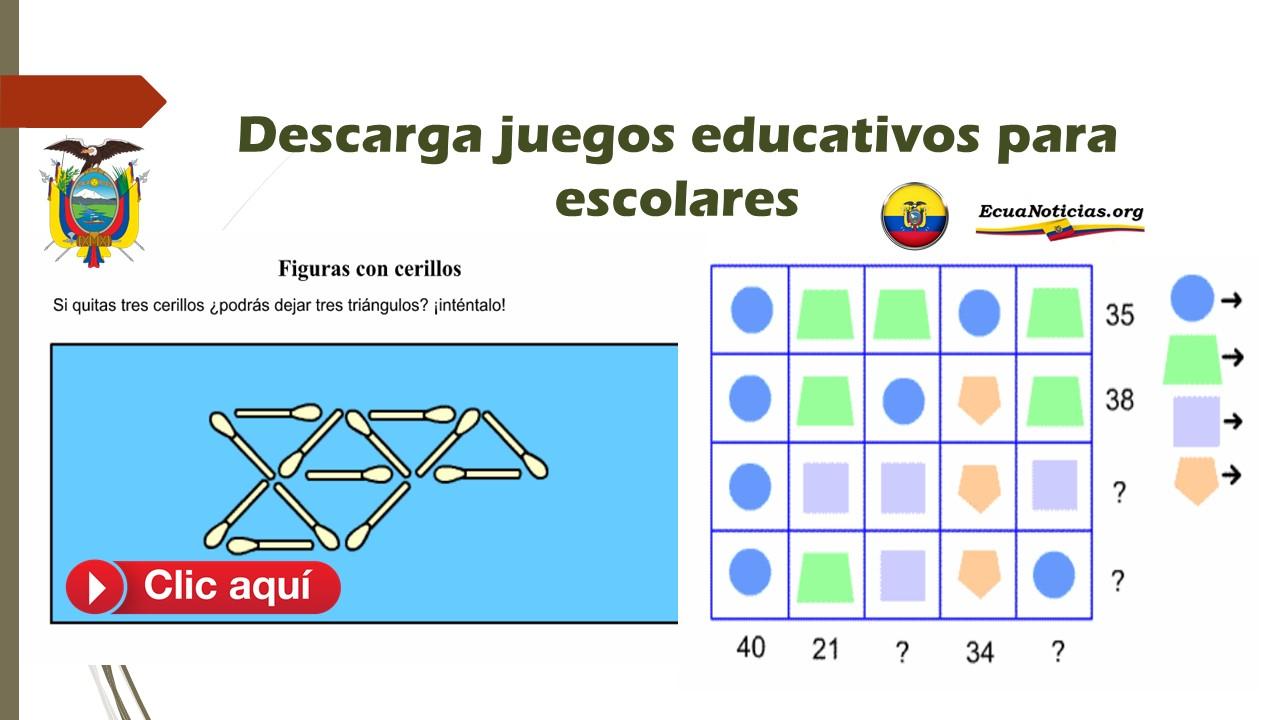 Descarga juegos educativos para escolares 5