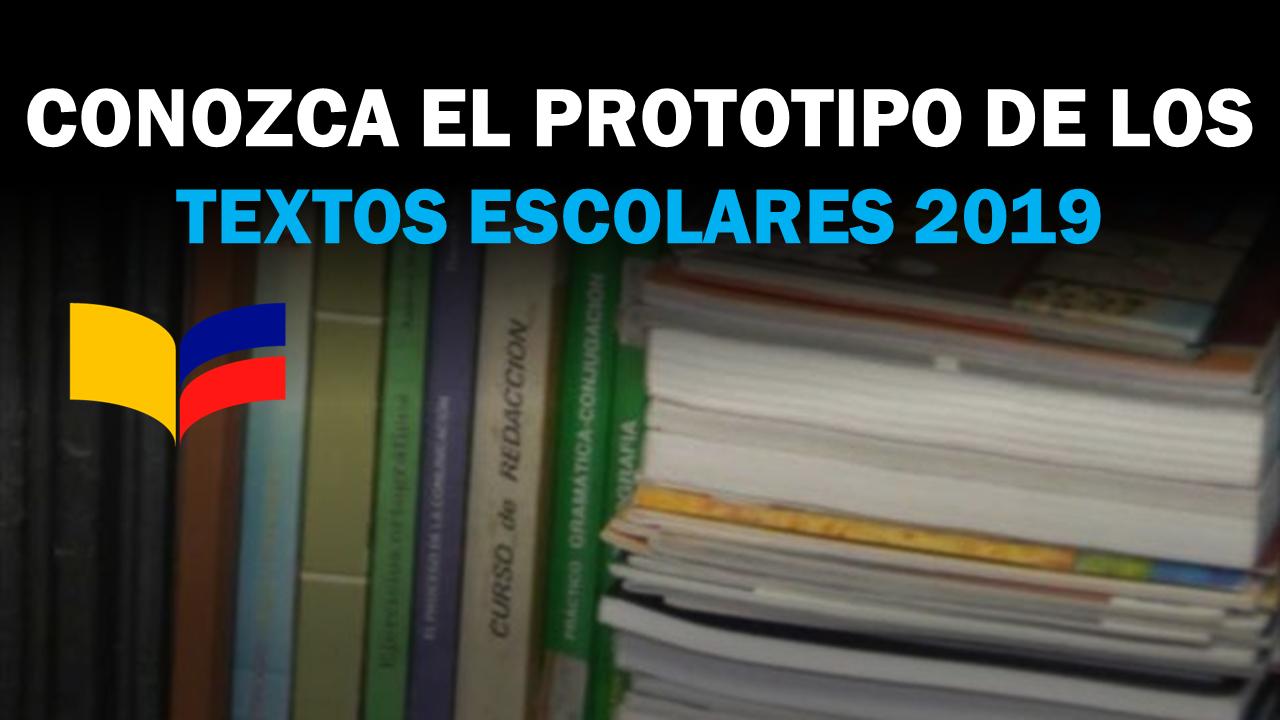 Conozca el prototipo de los textos escolares que se entregarán a docentes y estudiantes del país 5