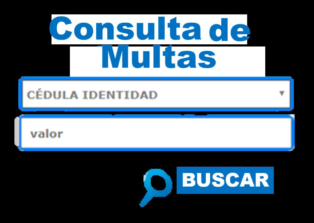 Multas de tránsito ANT Ecuador 1