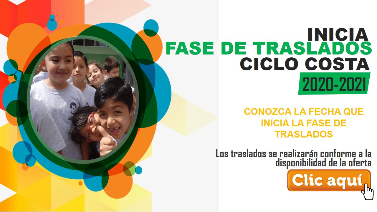 Inicia la fase de traslados para el ciclo Costa 2020-2021