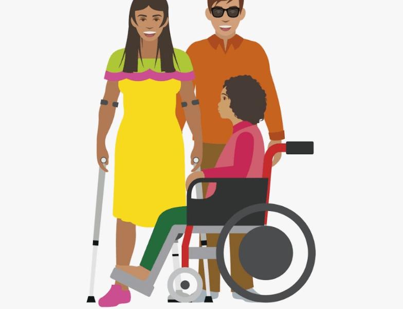 solicita el carnet de discapacidad