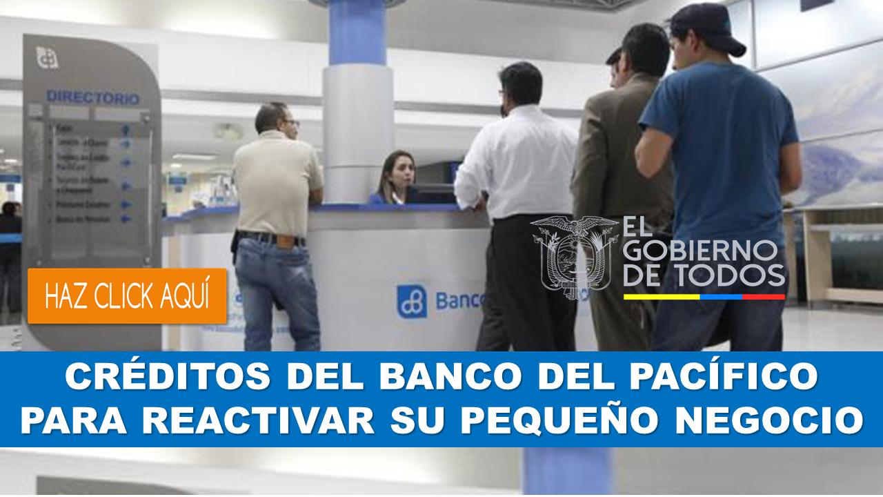 Creditos en banco pacifico